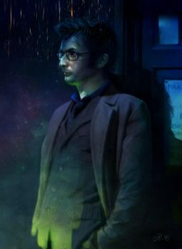 Tenth Doctor by Caelicorn