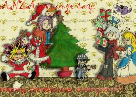 Have a fantastmic christmas by anzareveange