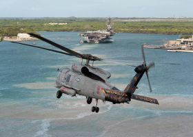 Rotors Over Pearl Harbor by jamezevanz