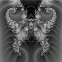 Fractal Butterfly by Broni58