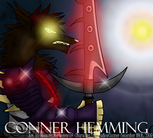Request: Conner Hemming by MoonstalkerWerewolf