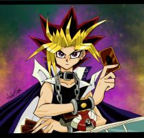 Yu Gi Oh! by ALS123