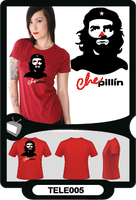Che Pillin guevara by vallesan