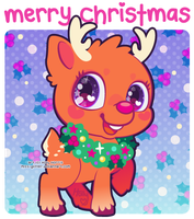 Merry Christmas 2013 by Miss-Glitter