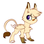BBy griffin for Tempestwulf by HulaHoopLAL