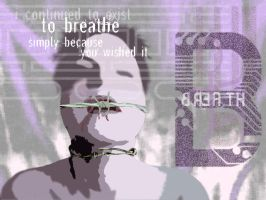B is for breath by houseofleaves