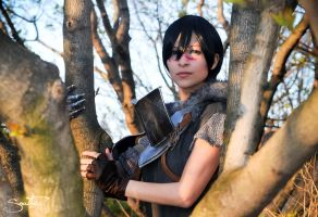 Dragon Age - Hawke Legacy by Aicosu