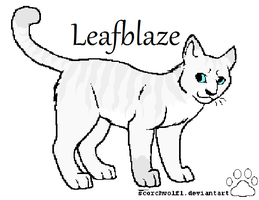 Leafblaze by Spotted73