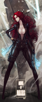 Agents Katarina by dutomaster