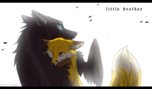 little brother by azzai