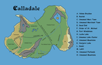 Caladale Overland Map by lostbetween