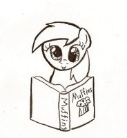 Muffins Book by shoeunit