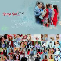 Gossip Girl Icons by NoOouDiTaa