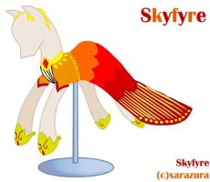 Skyfyre's Gala Dress by Lily-Boutique