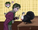 GW's Thanksgiving by Semiramis-Audron