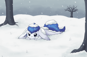 Snowy by Rika-of-Thunder