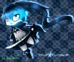 BLACK ROCK SHOOTER by NekoSmeet