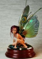 mantis fairy full by fairiesndreams
