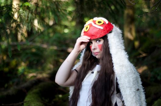 Princess Mononoke by DrisanaRM