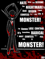 Monster by Cryej