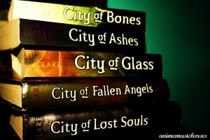 Mortal Instruments by animemusichorses