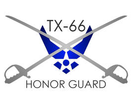 TX-66 Honor Guard Colored by aguba