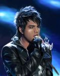 Adam Lambert by WaterCube