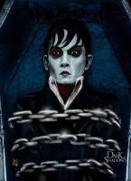 BARNABAS COLLINS by Rjrazar1