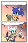 Sonic Rouge Comic5 by StickyScribbles