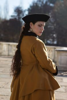 Wool riding habit from Janet Arnold by DanielleFiore