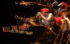 Party Poison Wallpaper by KateAnnexTerrasochi