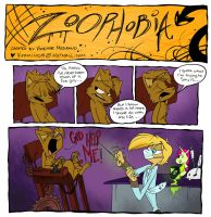 Zoophobia: 4-30-10 by VivzMind