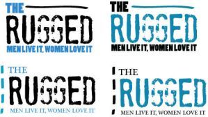the rugged logo 3 by aaronhockey