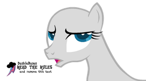 MLP B: all those flavors and u choose to be salty by DashieBases