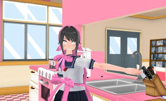 Crazy Girl In The Cooking Club by ShiningstarOFFICIAL