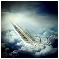 stairway to heaven by rattattart