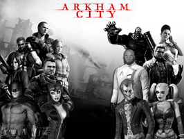 *PREVIEW* My Arkham City Fanfiction Story by TheARKSGuardian