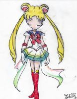 Sailor Moon S by techfreak107