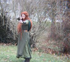 Tauriel by Lilalria