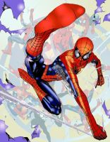 Spider-Man: comin' at cha by EXTronic-AWilson