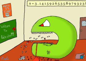 Paloofa In Calculus by Tomatogrower