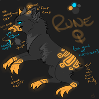 .: Rune Reference :. by NeonWolfGlow