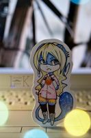 Chibi in reality. by Charis-777