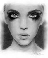 Charcoal Drawing1 by fantomitzaaa