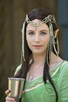 Elven Princess by atistatplay