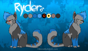 Ryder Reference 2011 by xTechnologiic