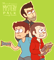 The Mystery Pack by 1000th