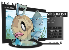 Sir Bugfish by Twai