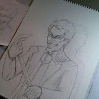 Joker by JSimonART