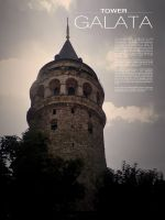 Galata Tower by OrcunA
